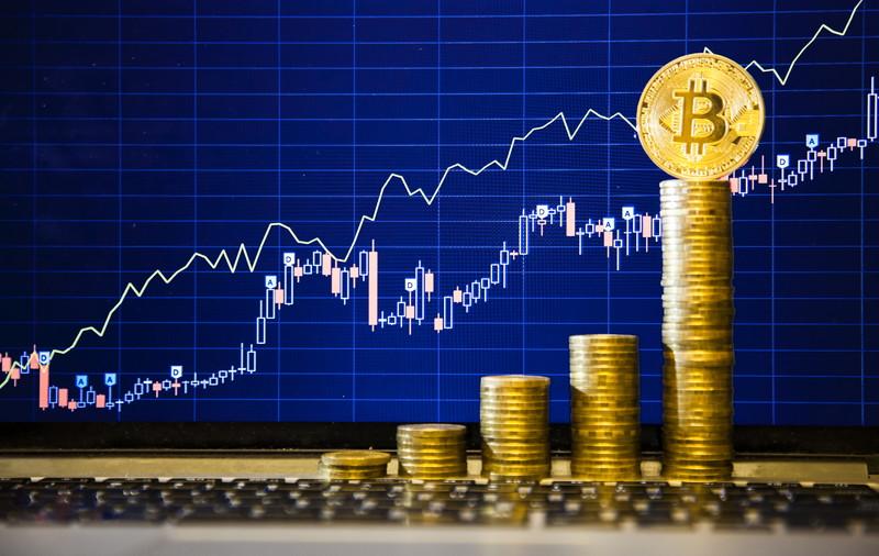 仮想通貨の時価